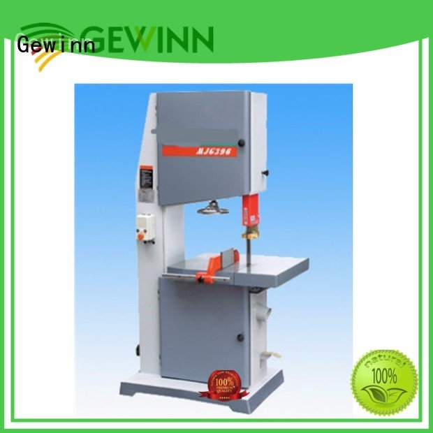 industrial vertical band saw woodworking Gewinn Brand