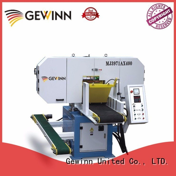 Gewinn band saw for wood furniture automatic timber wood