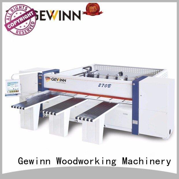Gewinn woodworking cnc machine band powder paper control