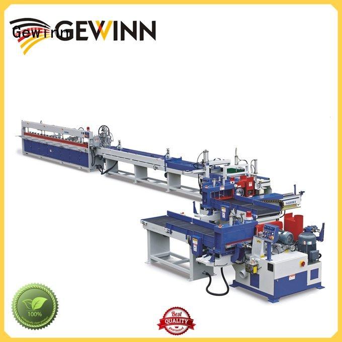 automatic press linemotordriven finger joint machine Gewinn