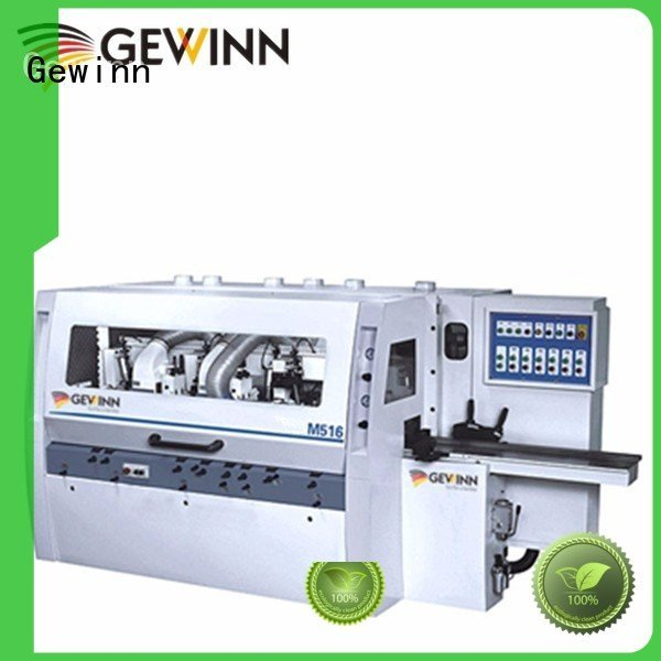 4 sided planer for sale woodworking side 4 sided planer Gewinn Brand
