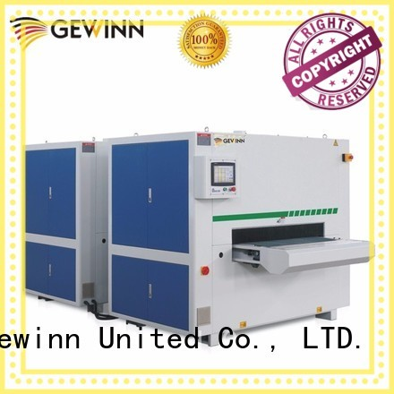Quality Gewinn Brand double spindle sander
