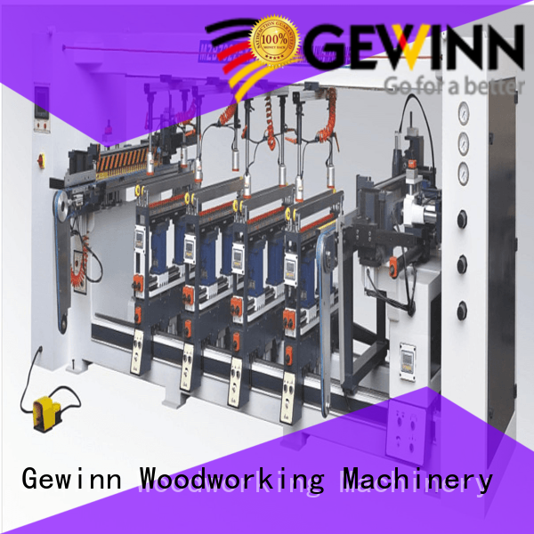 woodworking Custom line chinese boring machine Gewinn panel