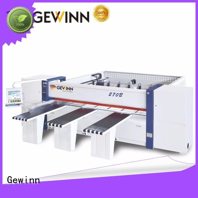 Gewinn cnc panel saw cutting panel production