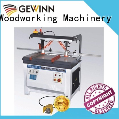 Gewinn Brand boring chinese wood boring machinery factory