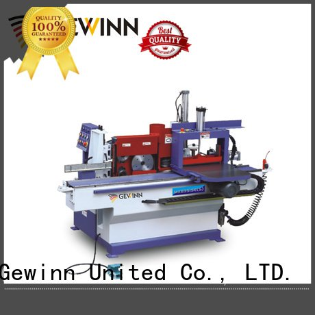 Gewinn Brand finger hydraulic line finger joint machine full