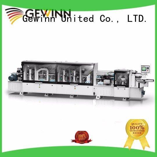 rounding wood edging equipment Gewinn woodworking machinery