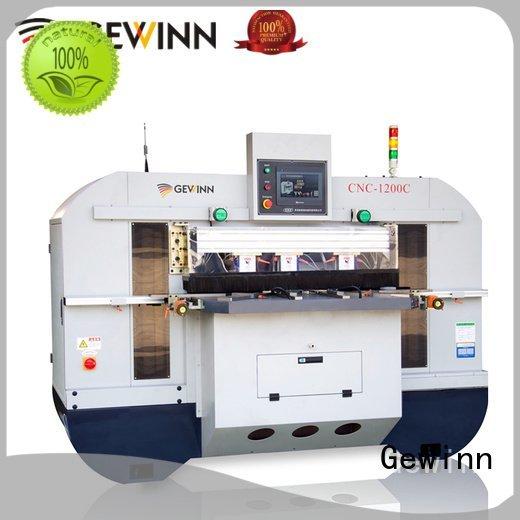 wood tenoning machines cnc 1200c OEM mortise and tenon machine Gewinn