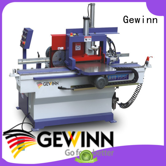 jointing hydraulic Gewinn finger joint shaper