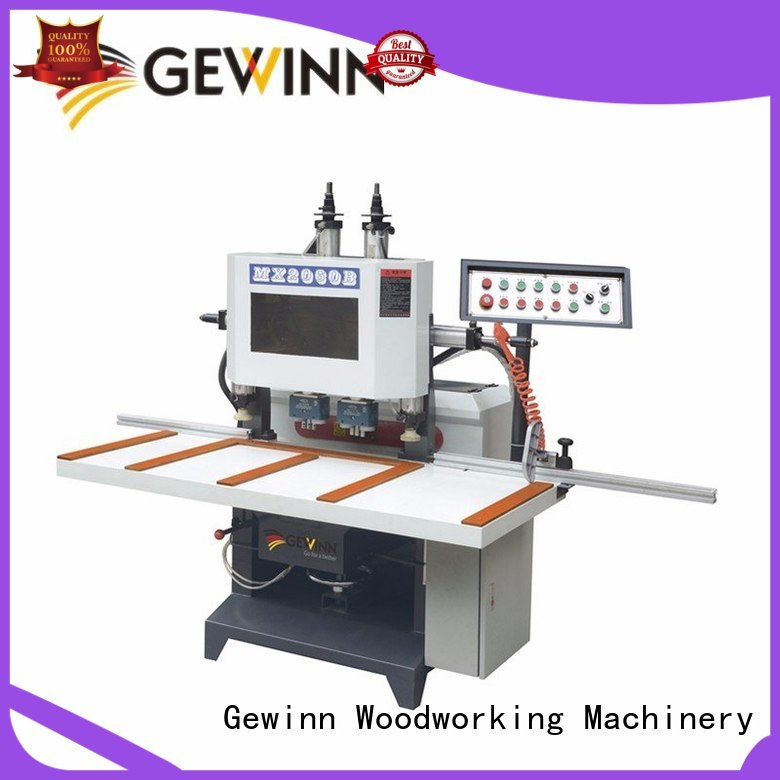 Quality Gewinn Brand cnc boring machine hole mortising