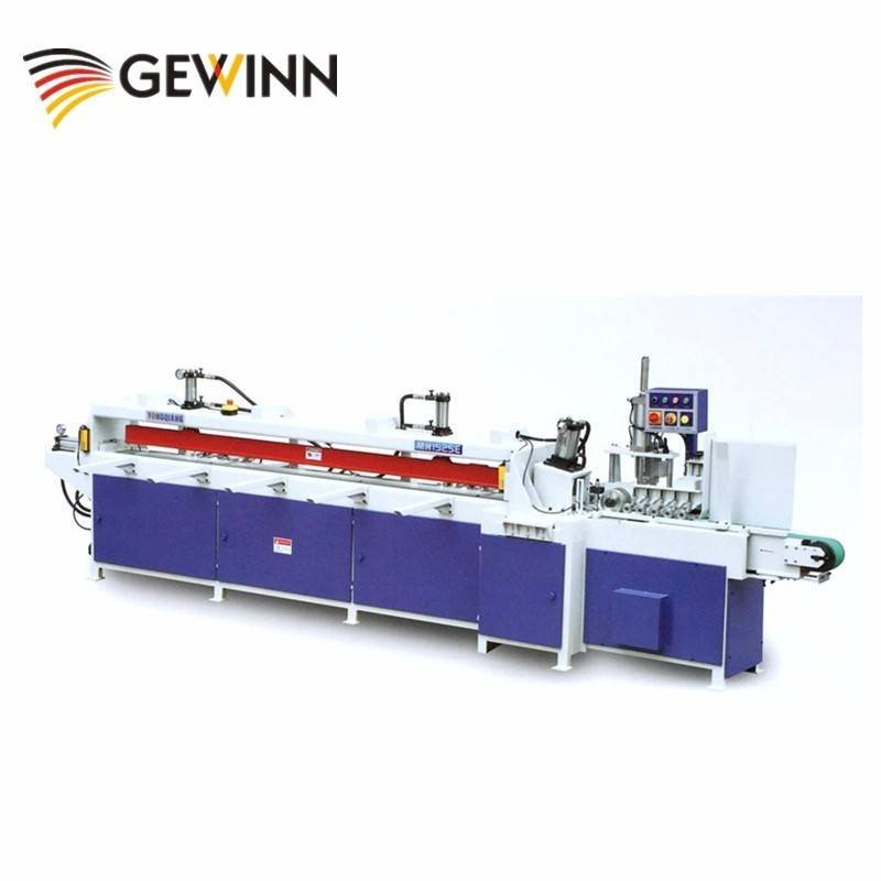 Full Automatic Finger Joint machine for woodworking / finger joint pressing