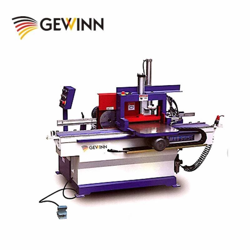 finger cutting machine /woodworking finger joint shaper