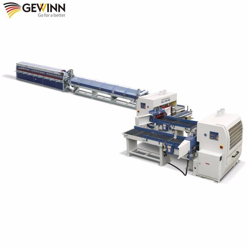 Finger joint /Full-auto Finger jointing line for woodworking