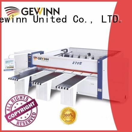 Gewinn Brand sawing scm cad cnc beam saw