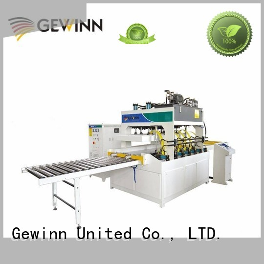 Gewinn Brand line automatic linemotordriven custom finger joint shaper
